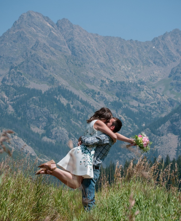Elopement Wedding Packages For California And Colorado