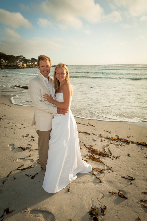 Our S Favorite Places To Elope In Monterey Carmel Beach California