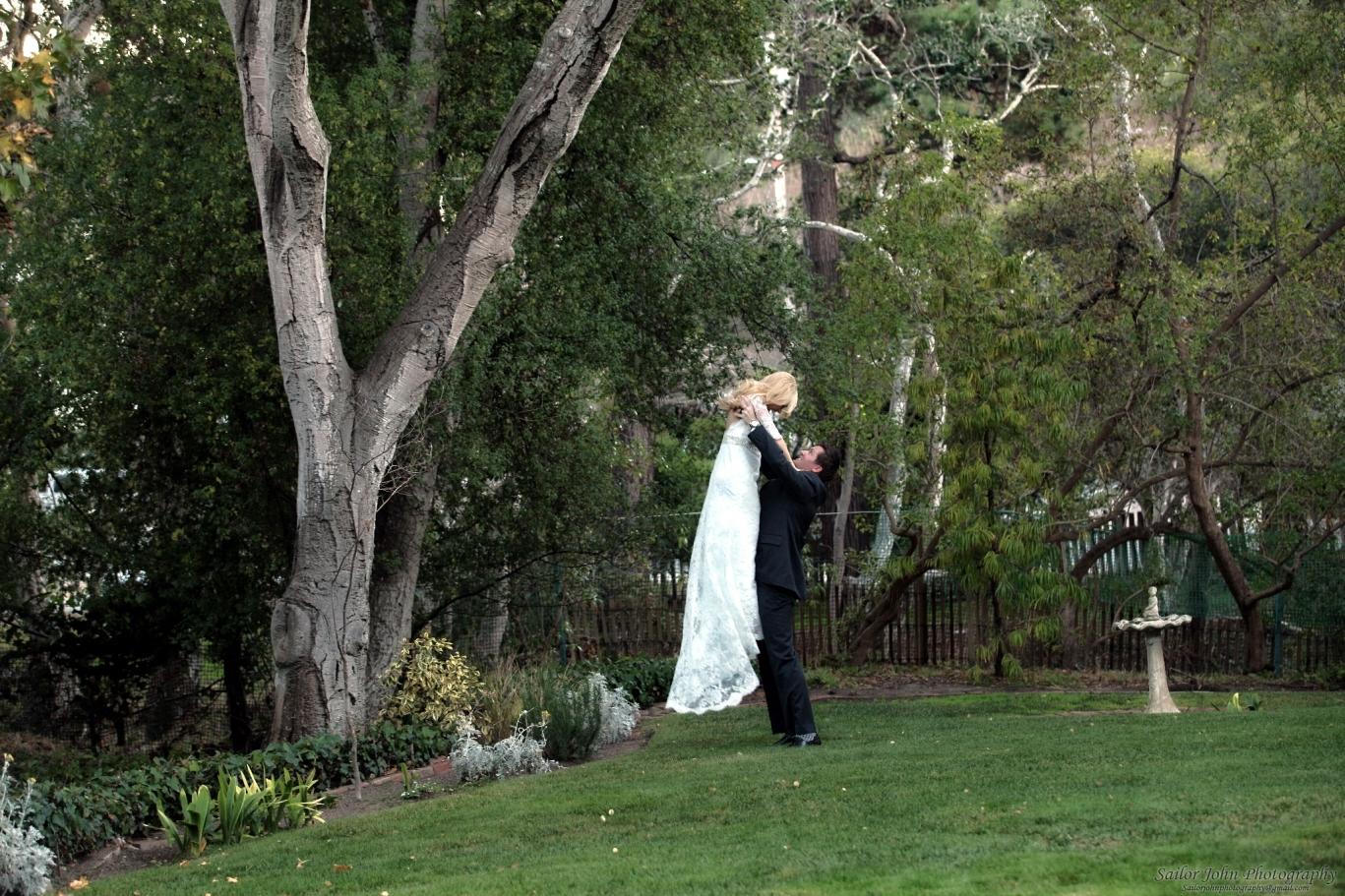 married-garden-central-california