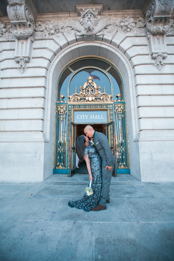 We Offer Elopement Packages At San Francisco City Hall Click Here For Details
