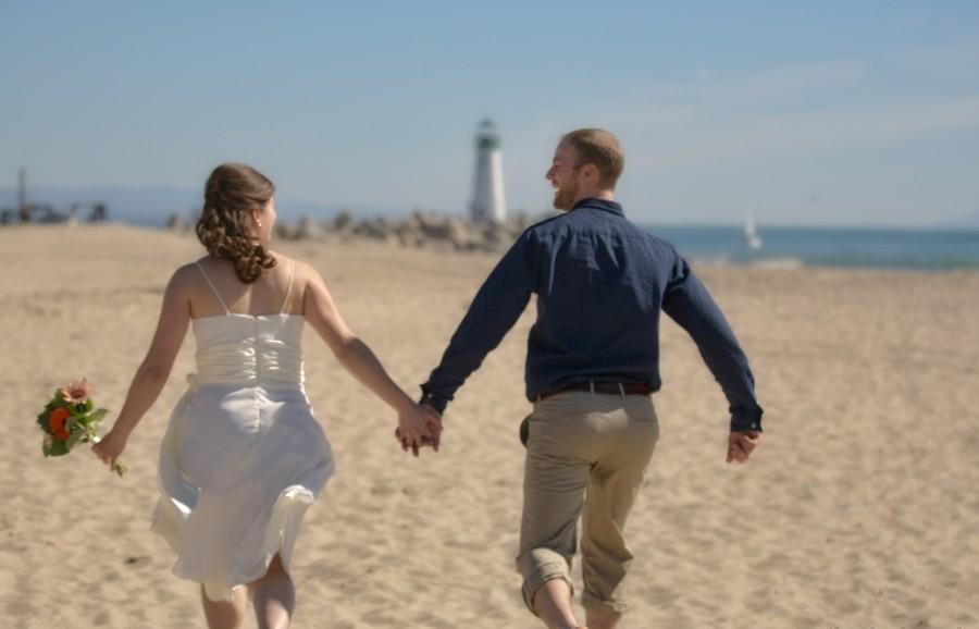 newlyweds-on-the-beach