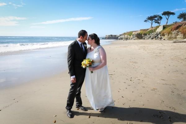 wedding-santa-cruz beach