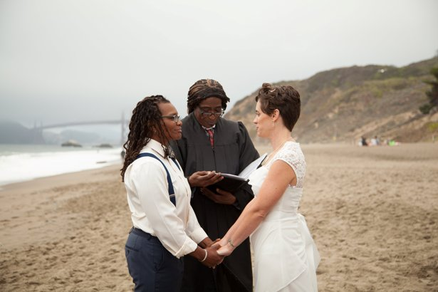 Beach Weddings in California