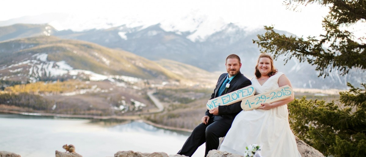 Elope breckenridge elope keystone for Best destinations to elope