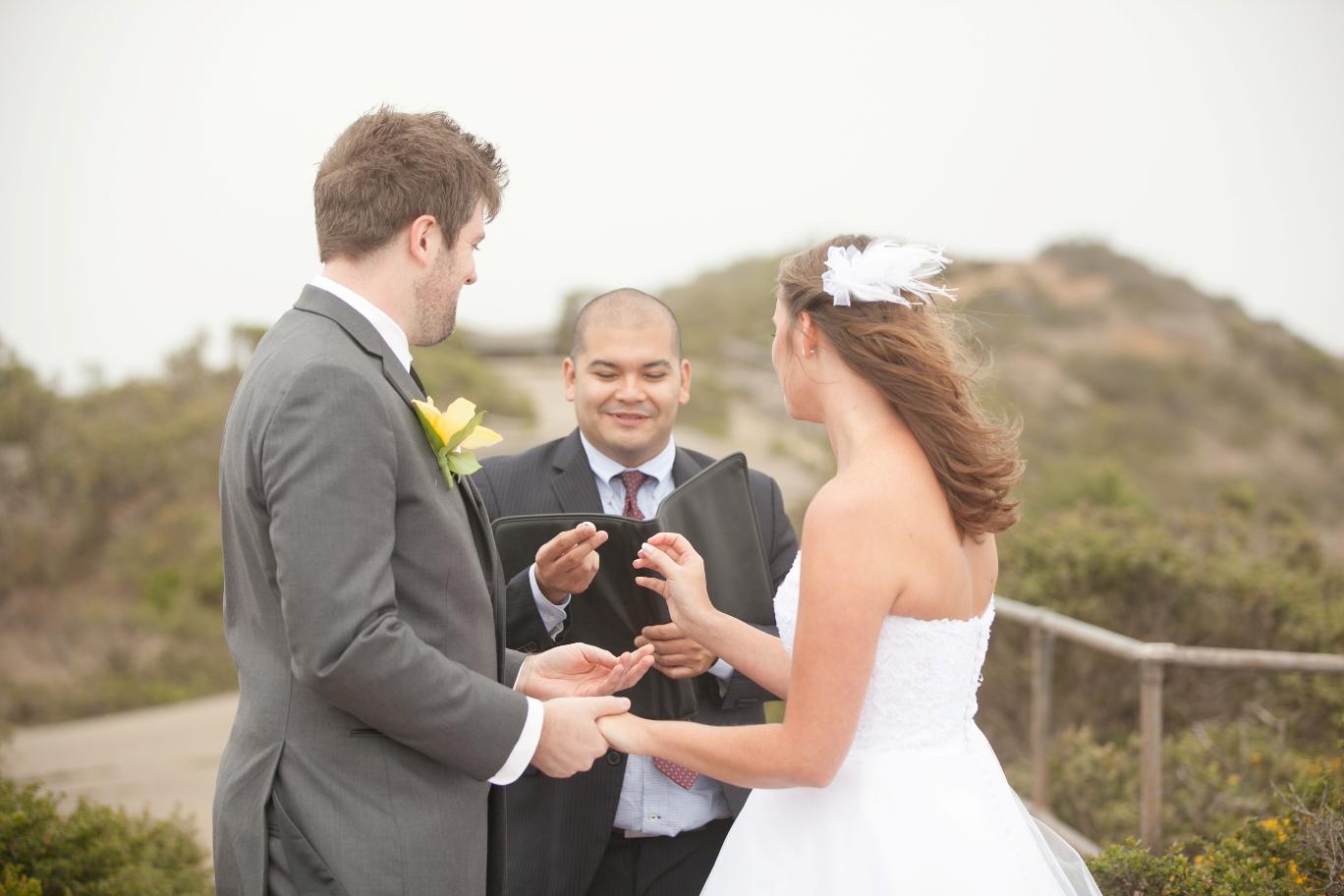 Elopement Ceremonies For Weddings And Vow Renewals