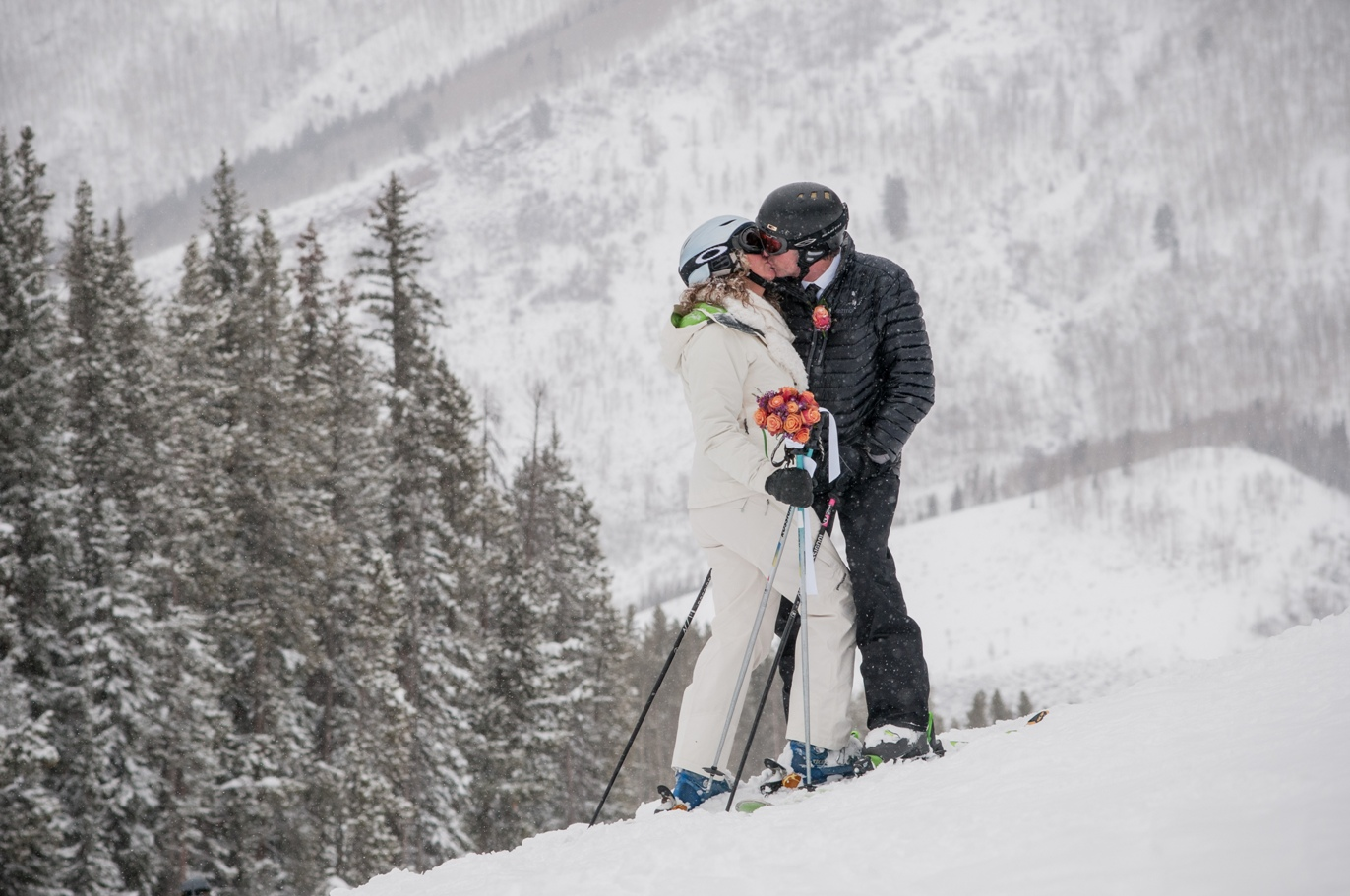 married-skis