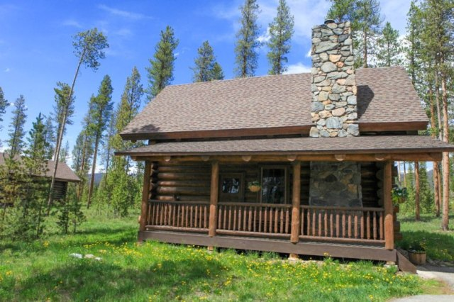 Elope winter park colorado for Winter park colorado cabins