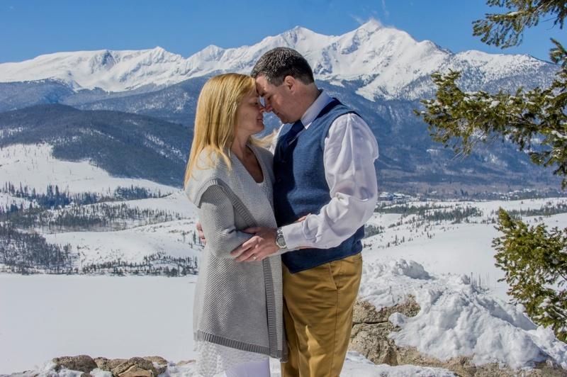 Colorado Winter Weddings Get Married In The Snow