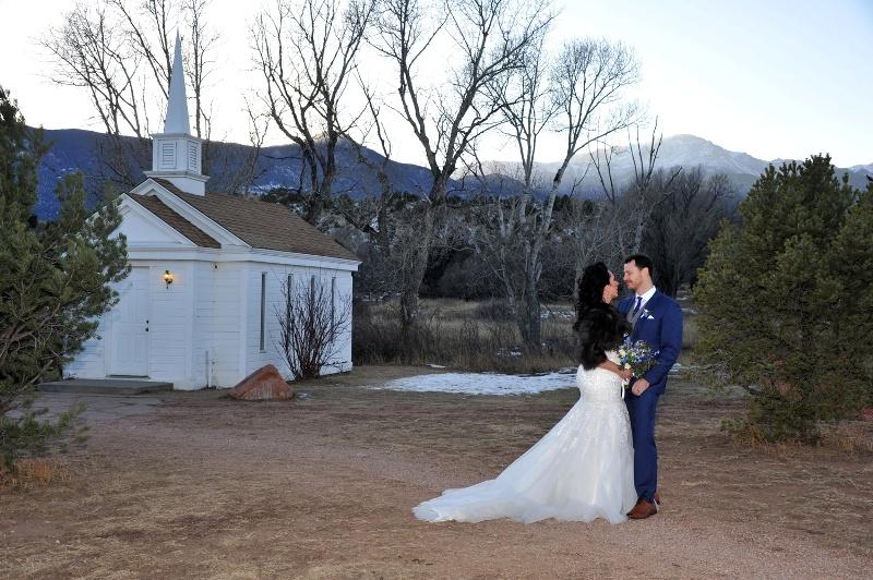 Intimate Colorado Wedding Chapel
