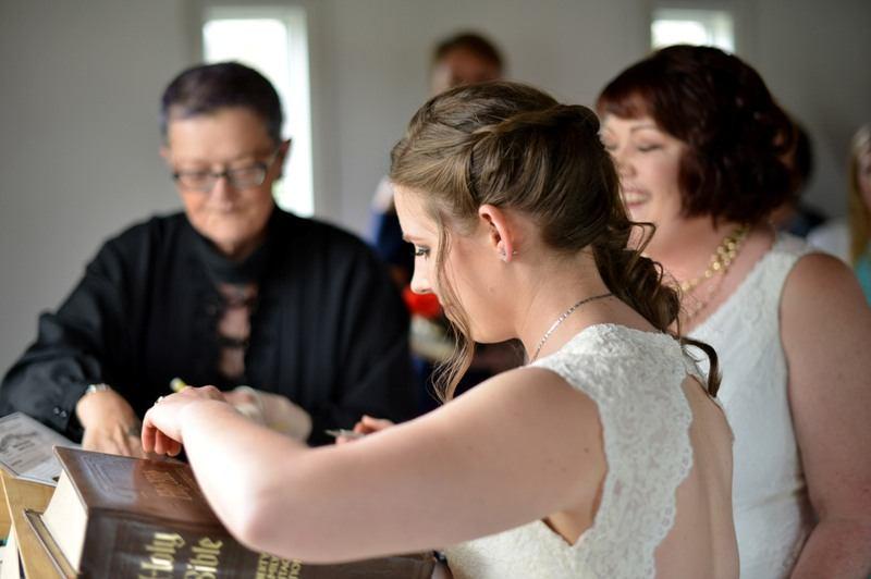 brook and amy 39 s colorado destination wedding On destination wedding marriage license
