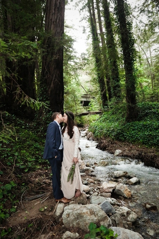 married in big sur