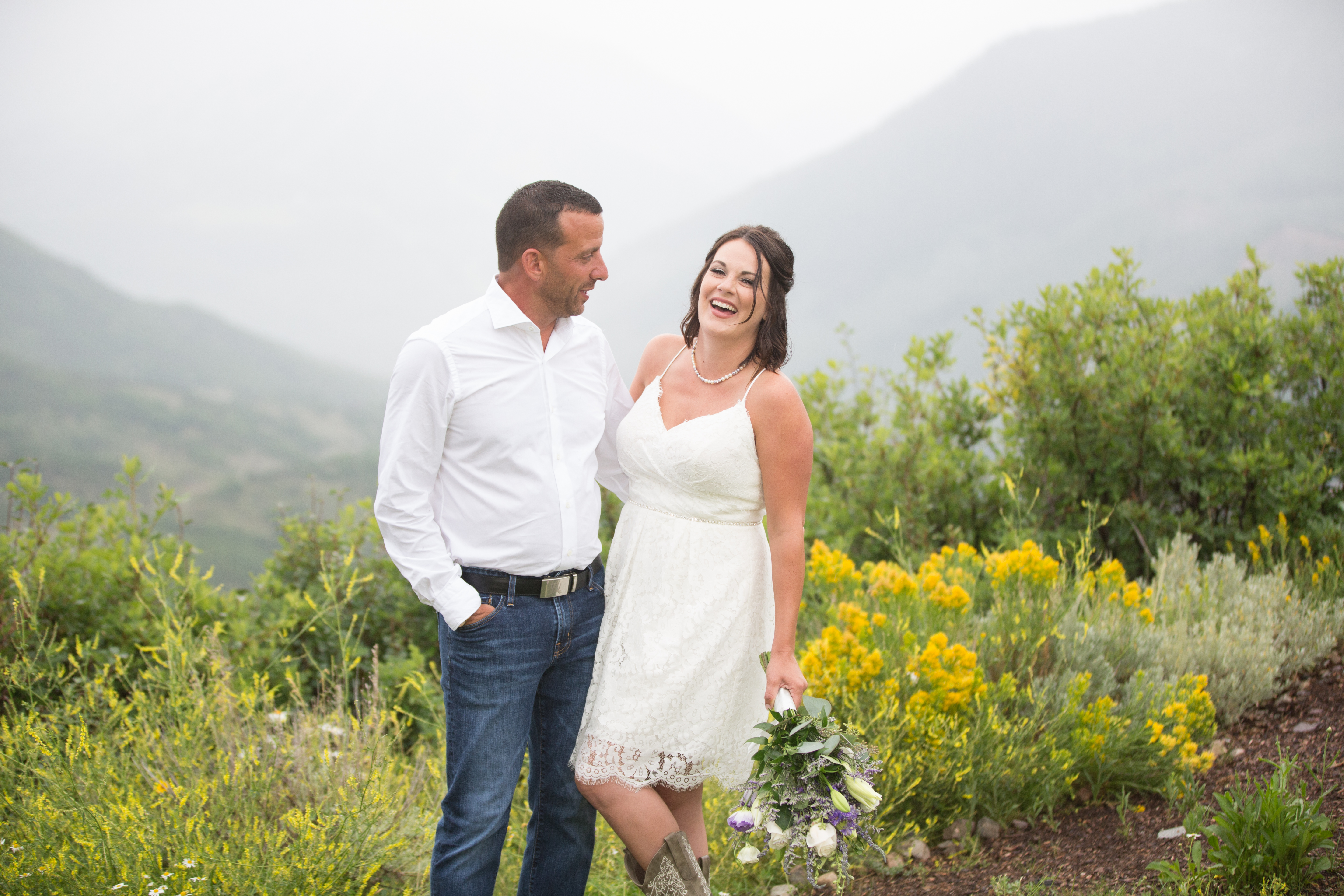 Ryan And Lindsay Married In Snowm