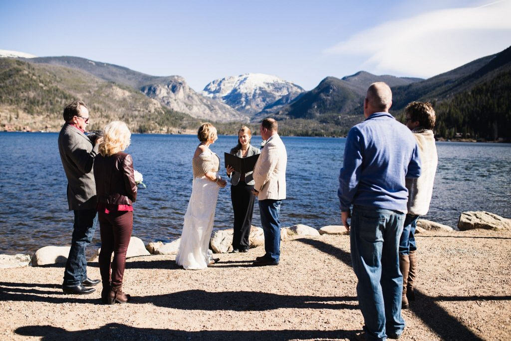 grand lake wedding