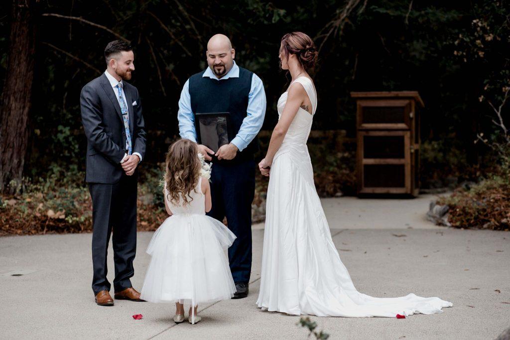 big sur park wedding