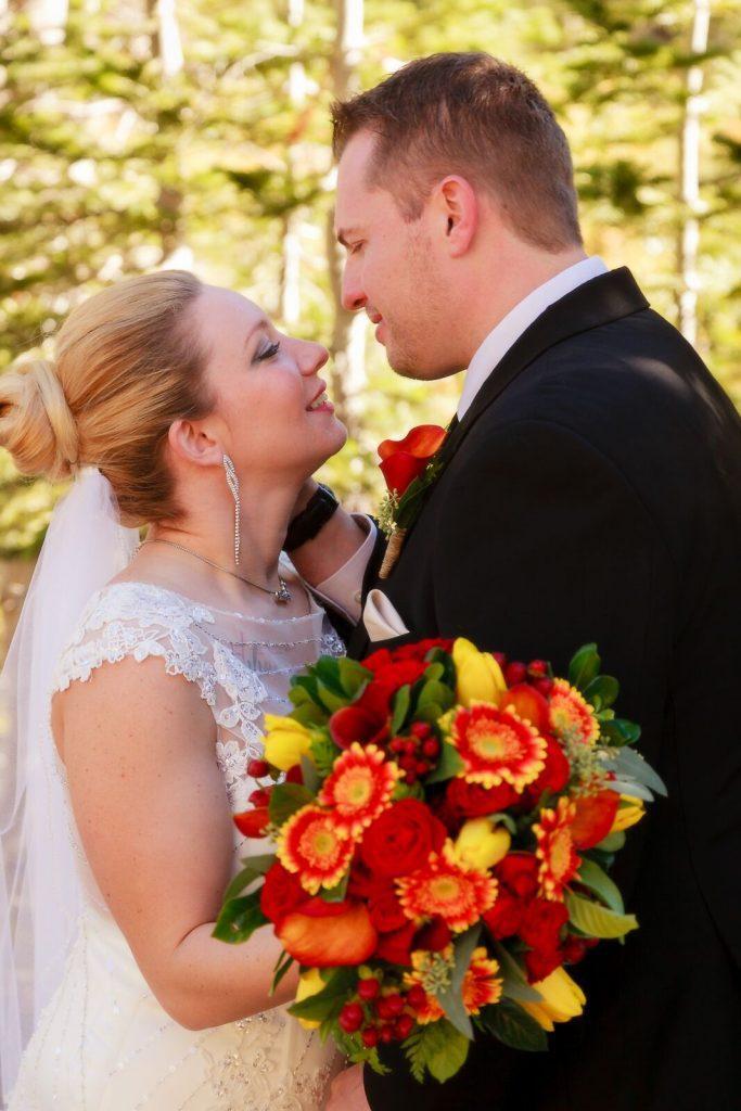 breckenridge mountain wedding