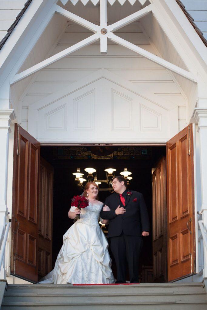 san francisco chapel wedding