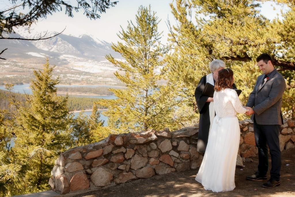 A Destination Wedding In Colorado For Dana And Phil