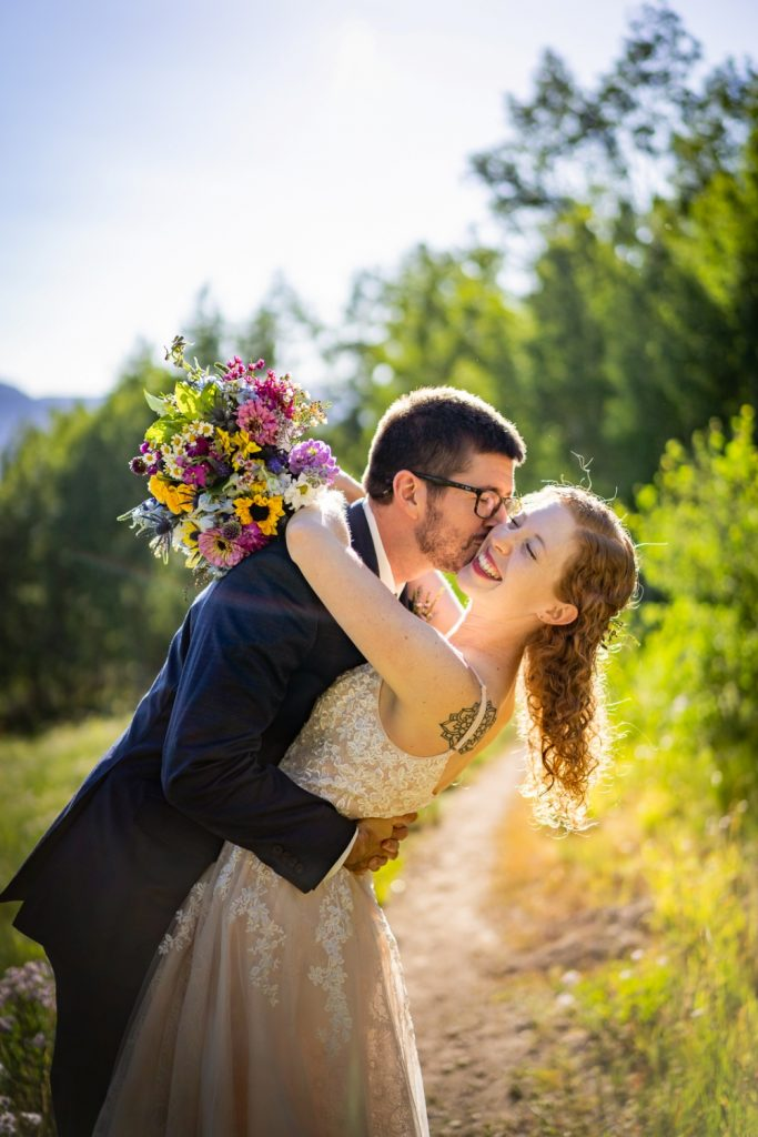 eloping in Crested Butte