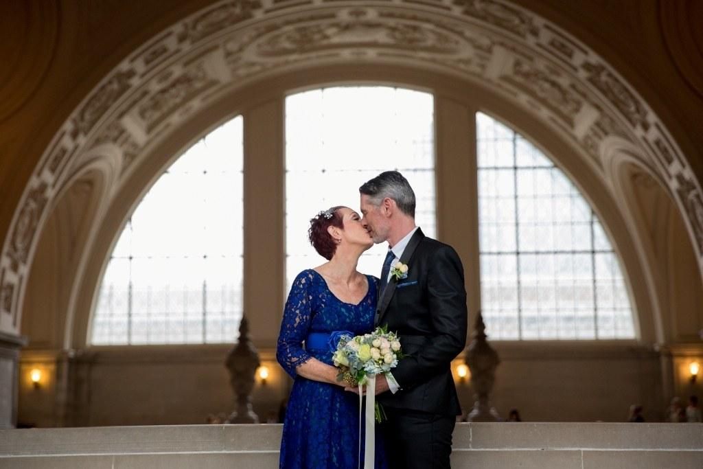 San Francisco City Hall Destination Wedding