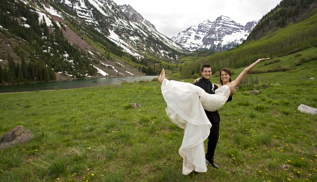 Where are the best places to elope in Colorado?