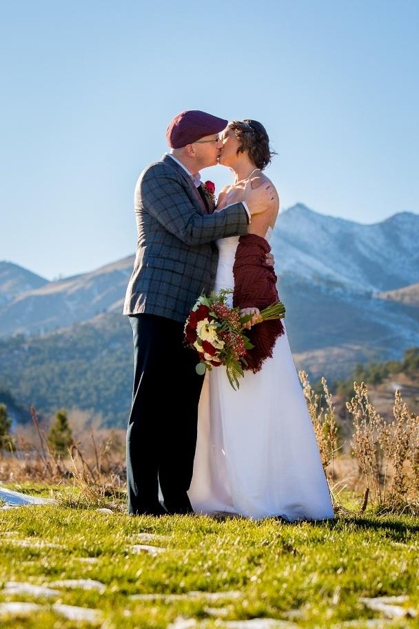 Blue Sky Elopements private Colorado elopement wedding venue