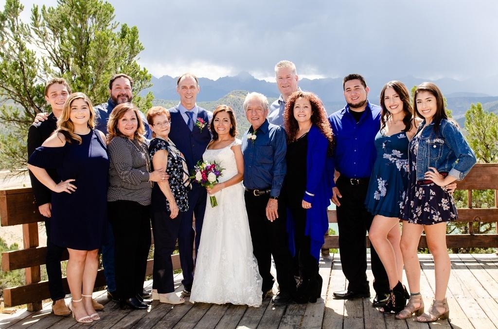 private elopement wedding venue in Colorado