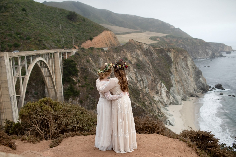 Bixby bridge elopement