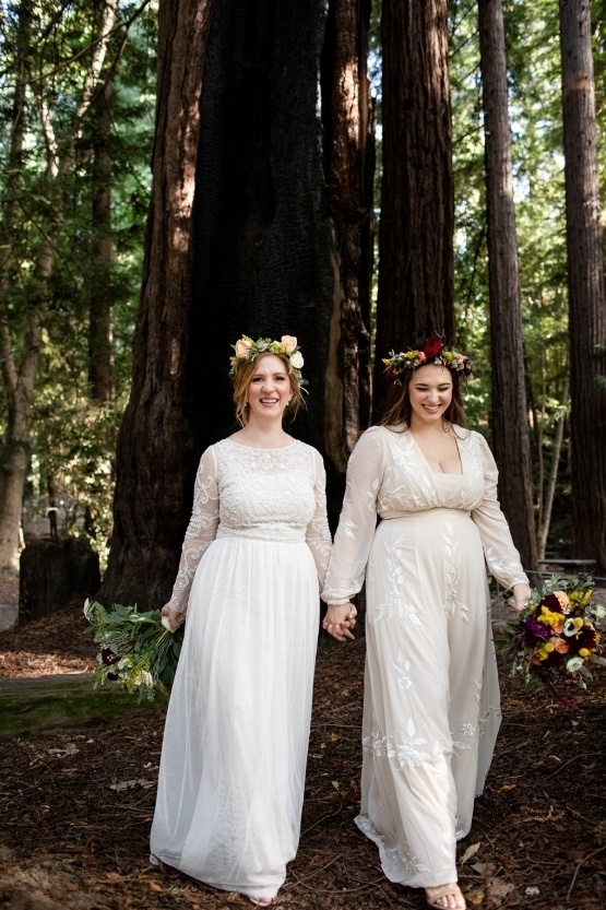elopement in Pfeiffer Big Sur State Park