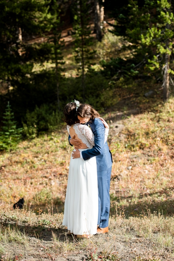 Breckenridge elopement - Boreas Pass