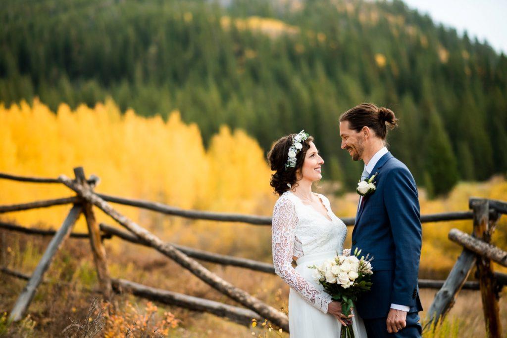 elopement at Boreas Pass