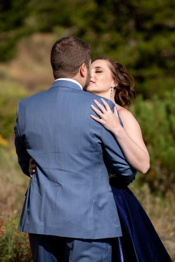 Rami and Cassie's Lake Dillon destination wedding